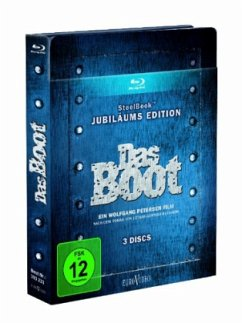 Das Boot - Edition deutscher Film Steelcase Edition
