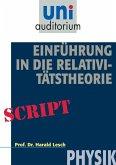 Einführung in die Relativitätstheorie (eBook, ePUB)