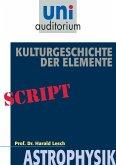 Kulturgeschichte der Elemente (eBook, ePUB)