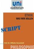 Ethik - was wir sollen (eBook, ePUB)