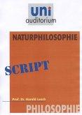 Naturphilosophie (eBook, ePUB)