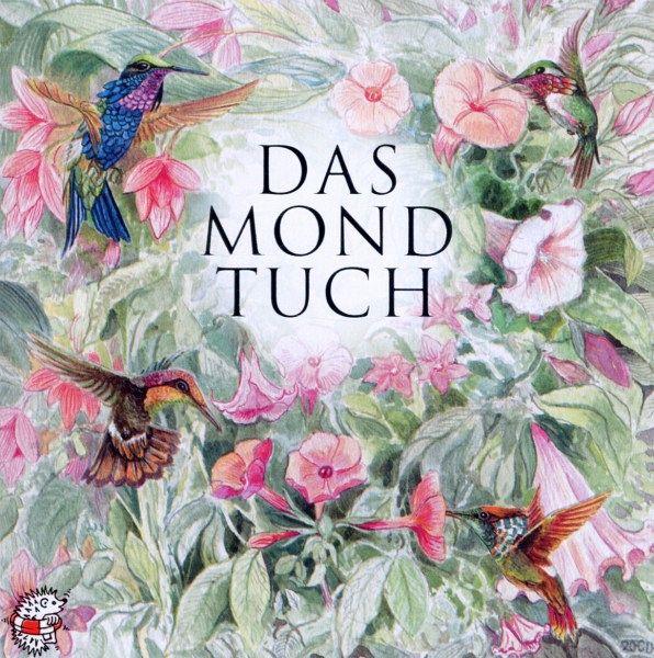 Das Mondtuch, 1 Audio-CD - Kleeberg, Ute