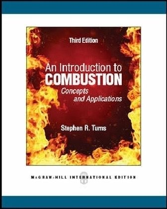 An Introduction to Combustion - Turns, Stephen R.