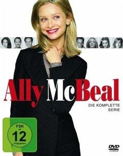 Ally McBeal - Die komplette Serie (30 Discs)