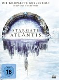 Stargate Atlantis - Die komplette Kollektion (26 Discs)