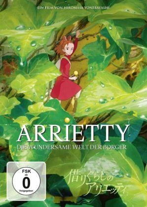 Arrietty – Die Wundersame Welt Der Borger Stream