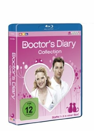 Doctor's Diary Collection - Staffel 1-3 in einer Box (4 Discs)