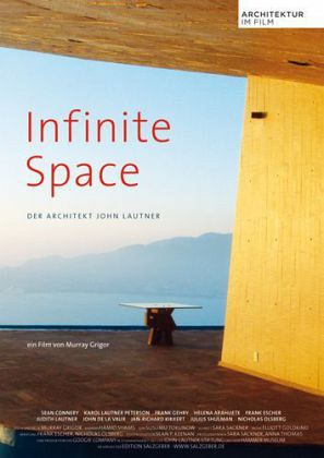 Infinite Space Der Architekt John Lautner, 1 DVD