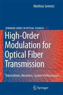 High-Order Modulation for Optical Fiber Transmission - Seimetz, Matthias