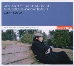 Kulturspiegel: Die Besten Guten-Goldberg-Variat. - Gould,Glenn