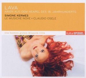 Lava, 1 Audio-CD - Simone Kermes
