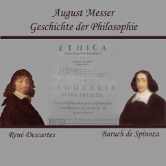 Descartes und Spinoza, Audio-CD