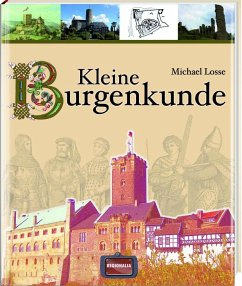 Kleine Burgenkunde - Losse, Michael