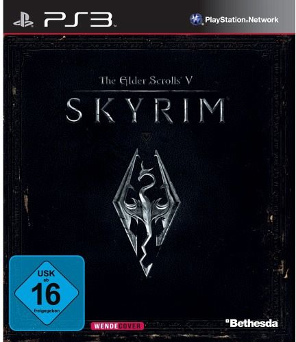 The Elder Scrolls V - Skyrim (PlayStation 3)