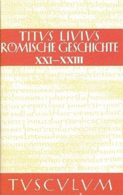 Buch 21-23 - Livius