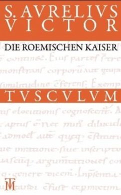 Die römischen Kaiser\Liber de caesaribus - Aurelius Victor
