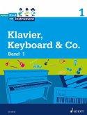 Jedem Kind ein Instrument. Band 1 - JeKi. Keyboard, Klavier.