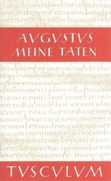Meine taten res gestae divi augusti von kaiser augustus buch - Res gestae divi augusti pdf ...