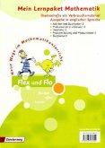 Flex und Flo. Paket 3. Mein Lernpaket Mathematik. Ausgabe in englischer Sprache