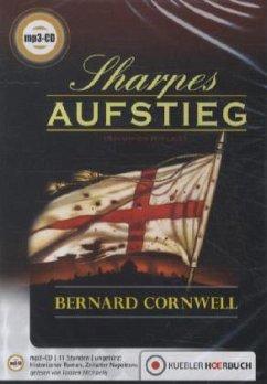 Sharpes Aufstieg / Richard Sharpe Bd.6 (1 MP3-CD)
