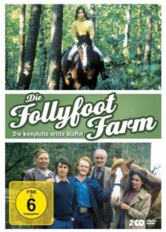 Die Follyfoot-Farm - Die komplette dritte Staffel - Blake,Gillian/Hodson,Steve/Rodska,Christian/+
