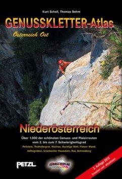 NIederösterreich / Genuss-Kletteratlas Österreich Ost