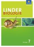 LINDER Biologie 7. Schülerband. Sekundarstufen 1. Thüringen