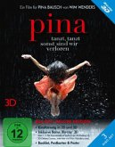 Pina (Blu-ray 3D, Deluxe Edition, 3 Discs)