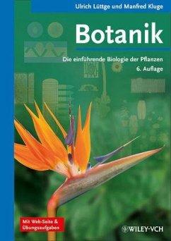 Botanik - Die einführende Biologie der Pflanzen - Lüttge, Ulrich; Kluge, Manfred