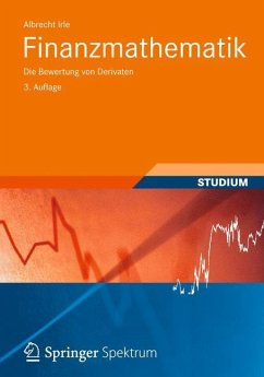 Finanzmathematik - Irle, Albrecht