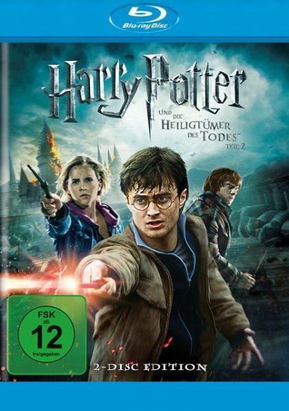 Harry Potter und die Heiligtümer des Todes - Teil 2 (2 Discs)