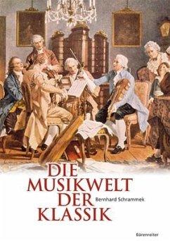 Die Musikwelt der Klassik - Schrammek, Bernhard