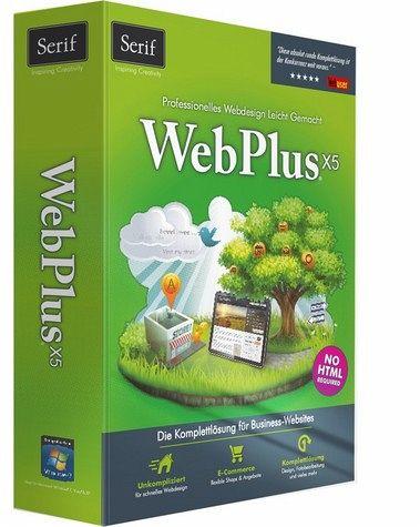 Serif WebPlus X5 (PC)