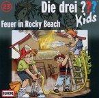 Feuer in Rocky Beach / Die drei Fragezeichen-Kids Bd.23