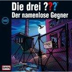 Der namenlose Gegner / Die drei Fragezeichen - Hörbuch Bd.149 (1 Audio-CD)