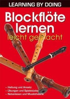 9783895556951 - Kraus, Herb: Blockflöte lernen leicht gemacht - Buch
