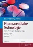 Lehrbuch der Pharmazeutischen Technologie