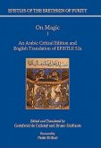 On Magic I: An Arabic Critical Edition and English Translation of Epistle 52a
