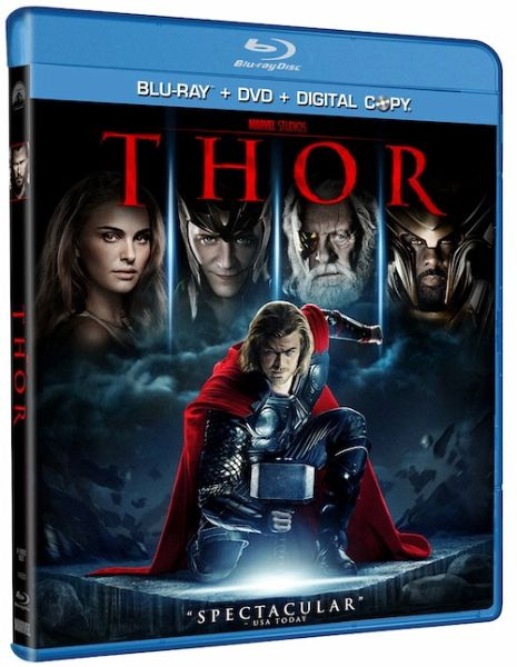 Thor (+ DVD, inkl. Digital Copy)