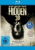 Hidden (Blu-ray 3D, + Blu-ray 2D))