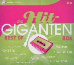 Die Hit Giganten-Best Of 80'S - Diverse
