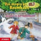 Geister in der Nebelnacht / Das magische Baumhaus Bd.42, Audio-CD