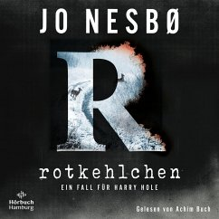Rotkehlchen / Harry Hole Bd.3 (MP3-Download) - Nesbø, Jo