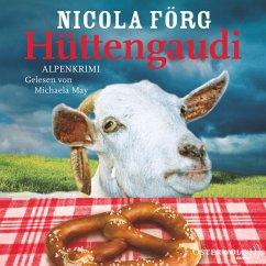 Hüttengaudi / Kommissarin Irmi Mangold Bd.3 (MP3-Download) - Förg, Nicola