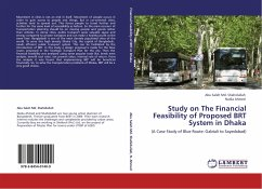 Study on The Financial Feasibility of Proposed BRT System in Dhaka