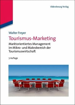 Tourismus-Marketing - Freyer, Walter