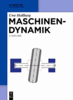 Maschinendynamik - Hollburg, Uwe