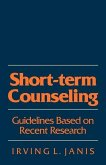 Short-Term Counseling: Guidelines Based on Recent Research