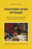Unterrichten lernen mit Gespür, m. DVD-ROM