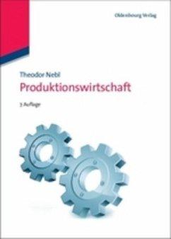 Produktionswirtschaft - Nebl, Theodor